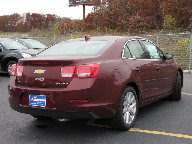 new 2015 chevrolet malibu lt w 2lt 4dr car in merrillville. Black Bedroom Furniture Sets. Home Design Ideas